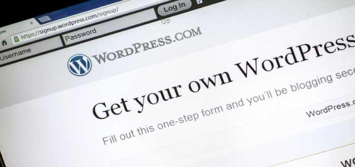 WordPress una de las herramientas digitales para empresas