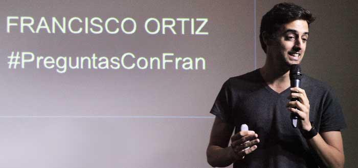 Entrevista a Francisco Ortiz