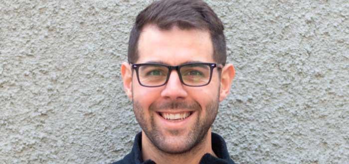 Lovro Tomicic uno de los emprendedores chilenos