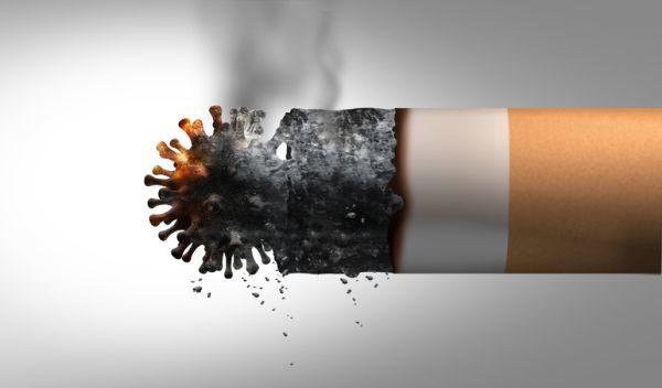 Covid y fumar