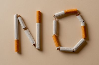 NO cigarrillos
