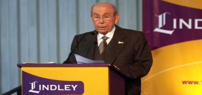 Isaac Lindley de emprendedores peruanos