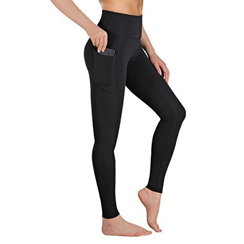 GIMDUMASA Pantalón Deportivo de Mujer Cintura Alta Leggings...