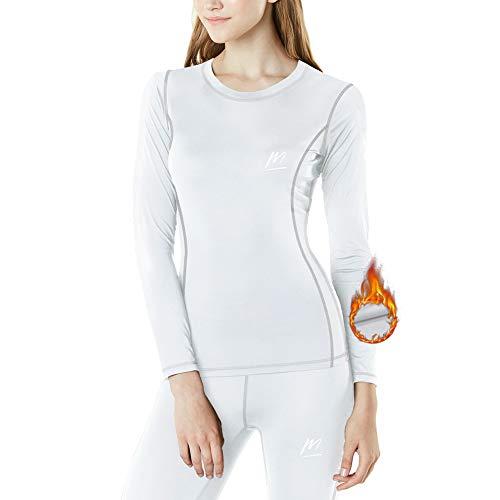 MeetHoo Conjunto Térmico Mujer Ropa Interior Termica...