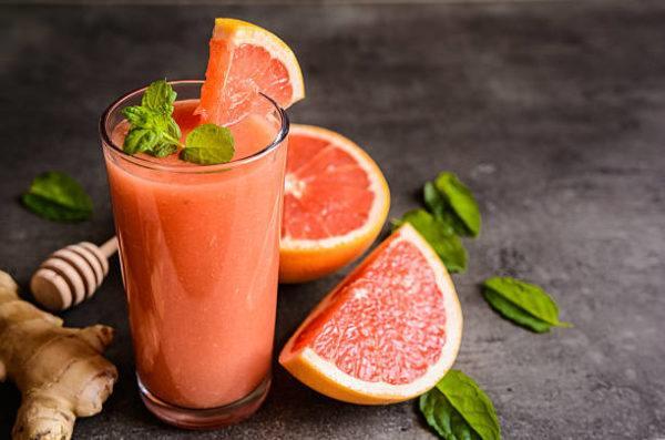 Como combatir el cansancio de otono jugo pomelo